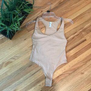 NWOT American apparel bodysuit